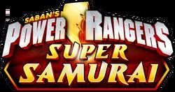 Power Rangers Super Samurai logo.png