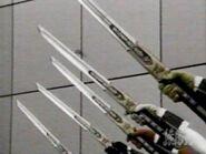 Aquitian Swords