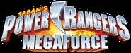 Power Rangers Megaforce logo