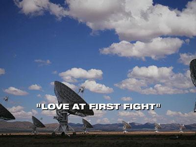 Amor a primera pelea
