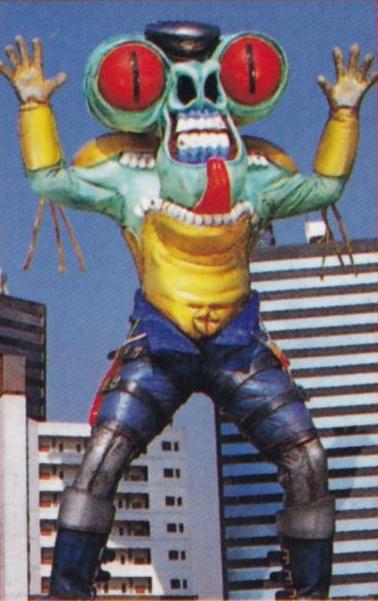 Monstruos de Power Rangers: Turbo