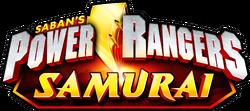 Power Rangers Samurai logo.png