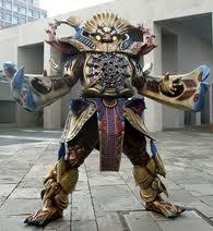 Monstruos de Power Rangers: Megaforce