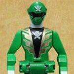 Gokai Green Ranger Key.jpg