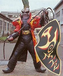 Monstruos de Power Rangers: Fuerza del Tiempo
