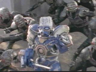 Monstruos de Power Rangers: Galaxia Perdida