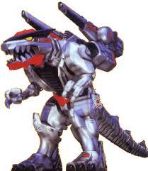 Quantumsaurio Rex
