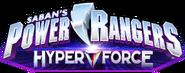 Power Rangers Hyper Force logo
