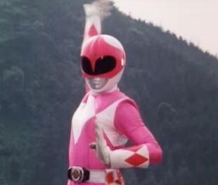 Pink Mighty Morphin Ranger (I)