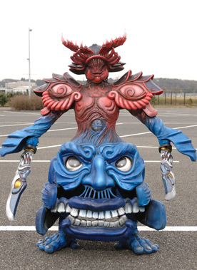 Monstruos de Power Rangers: Samurái/Super Samurái