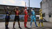 Super Megaforce as Ninja Storm.jpg