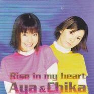 Rise in my Heart album