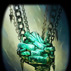 Twisted Emerald