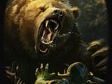 Enraged Grizzly