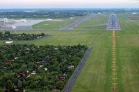 Lotnisko Ławica pas