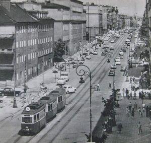 Ulica Głogowska tramwaj.jpg