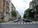 Ulica Józefa Chełmońskiego