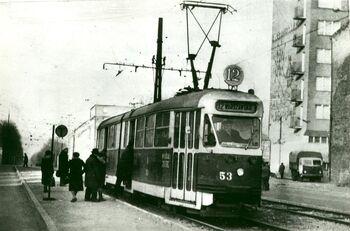 Linia tramwajowa nr 12