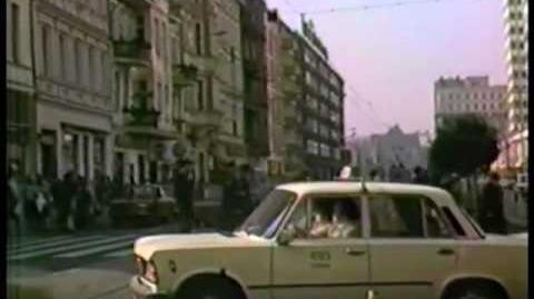 Poznań Tramwaje i ludzie w roku 1988