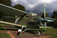 Muzeum Uzbrojenia AN-2