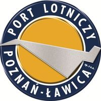 Lotnisko Ławica - stare logo