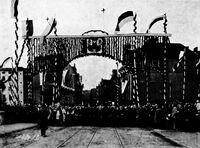 Most Chrobrego otwarcie