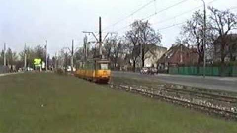 Trams Poznan 1992