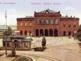 Stary budynek dworca głównego