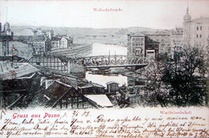 Chwaliszewo - pocztówka