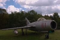 Muzeum Uzbrojenia MiG-15