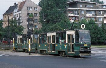 Linia tramwajowa nr 6