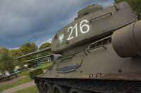 Muzeum Uzbrojenia T-34