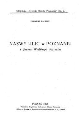 Nazwy ulic w Poznaniu z planem Wielkiego Poznania.jpg