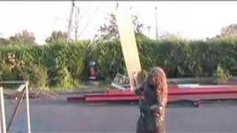 REAL Buster Sword