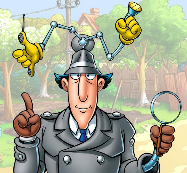Inspector Gadget Prabowo Muhammad Wiki Fandom