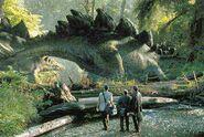 Stegosaurus lost world