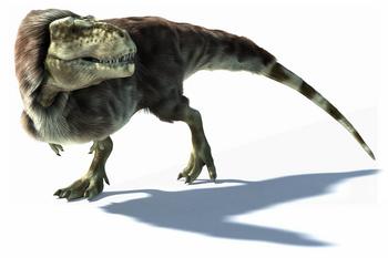 New tyrannosaurus mark v rig demonstration by sketchy raptor-d7l1pfb.png