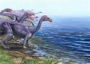 Plateosaurus lago
