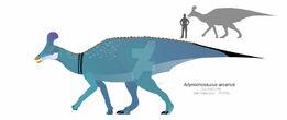 Adynomosaurus arcanus by qianzhousaurus de8ckee-pre.jpg