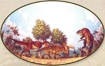 TyrannosaurusRexvsTriceratops