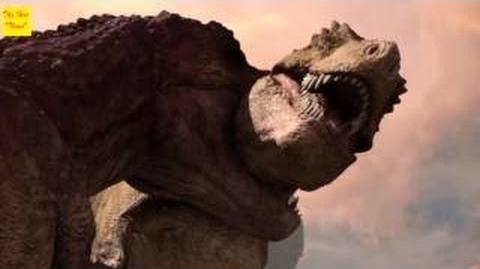 Dinosarus Attack ★ T rex vs Tarbosaurus Part I (The Power Of The King)