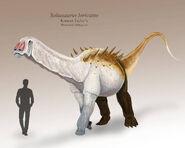 SaltasaurusSize