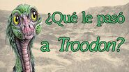 ¿Qué le pasó a Troodon? ¿Muere un icónico dinosaurio? Explicación más extensa.