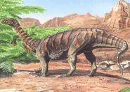 10Plateosaurus