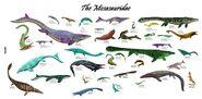 Mosasauridae