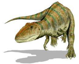 736px-Carcharodontosaurus BW
