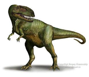 Mapusaurus--rosae