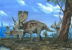 Horns17 agujaceratops by tuomaskoivurinne-d51hxvr 13be.jpg