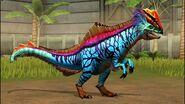 Adult Erliphosaurus
