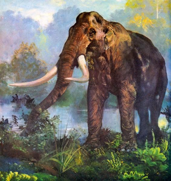 Южный мамонт